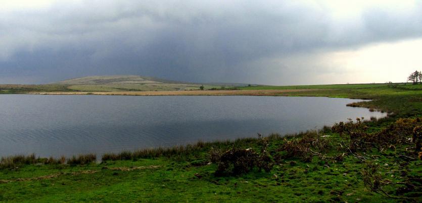 Dozmary Pool, haunt of Tregagle