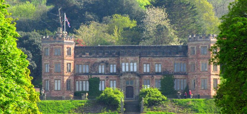 Mount Edgecoombe House, Cornwall