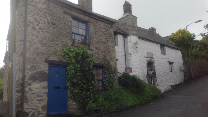 Mary Newmans cottage, Saltash