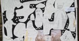 Caradoc quilt mood board