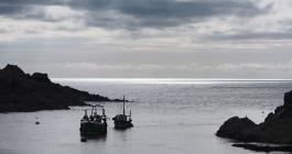 Polperro fishing boat story